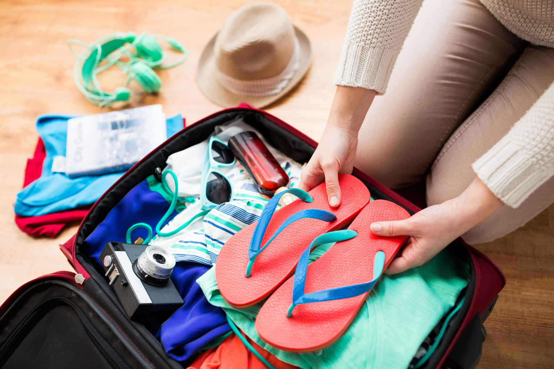 3 ways to avoid home catastrophes while you're away on vacation